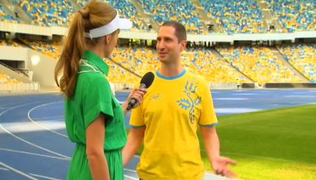 Дружина Денис Силантьєв змушує чоловіка займатися спортом