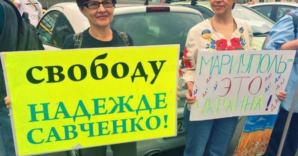 @ Facebook/Алла Наумчева