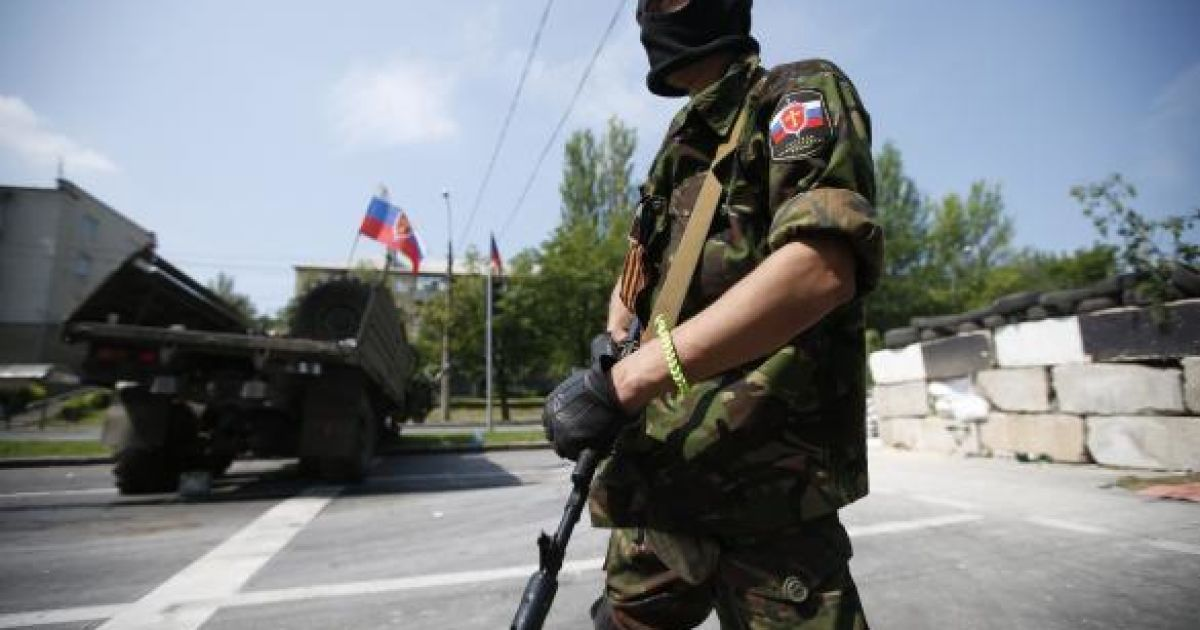 Ночью боевики вновь применили 122-мм артиллерию под Донецком