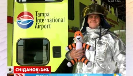 Загублена іграшка подорожувала аеропортом американського міста Тампа
