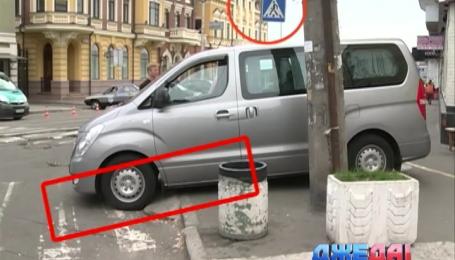 Как бороться с водителями, которые ставят авто на тротуарах