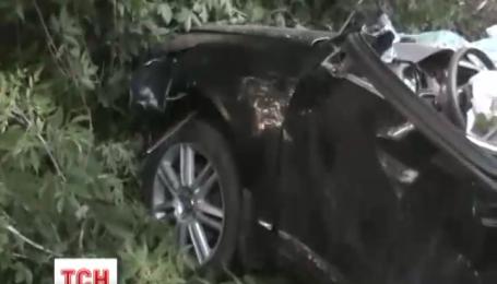 На Київщині у смертельній ДТП загинуло чотири людини