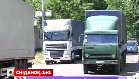 Дороги в Україні будуть ремонтувати за рахунок штрафів автоперевізників