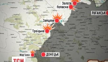 Росія продовжує надсилати підмогу бойовикам