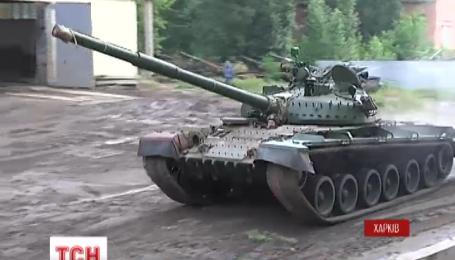 Харьковский бронетанковый завод восстановил партию танков