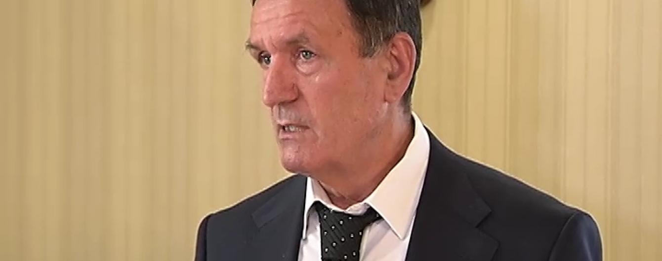 Голова Апеляційного суду пояснив походження грошей у кабінеті: ніс до стоматолога