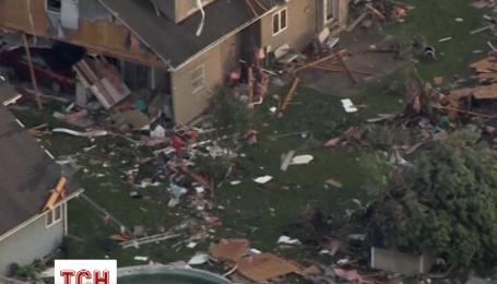 У Чикаго вирував руйнівний торнадо