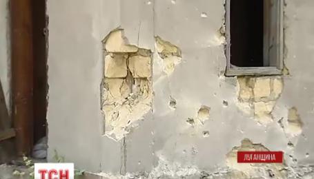 Боевики стреляют в районе Бахмутской трассы на Луганщине
