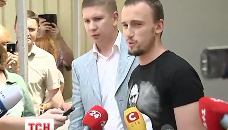 Подозреваемого в убийстве Бузины выпустили за 5 млн гривен