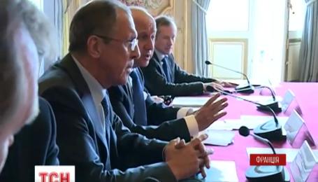 У Парижі триває зустріч міністрів закордонних справ у нормандському форматі
