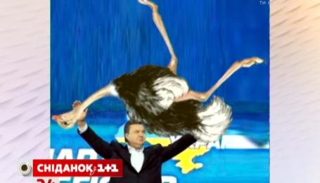 В мережі з'явилося безліч фотожаб на останнє інтерв'ю Віктора Януковича
