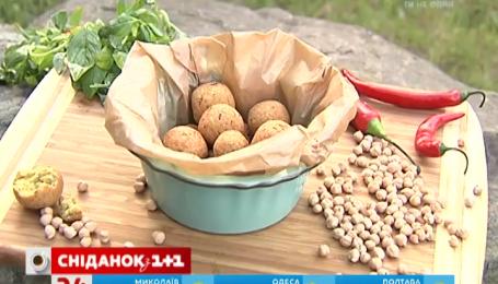 Рецепт фалафеля от Руслана Сеничкина