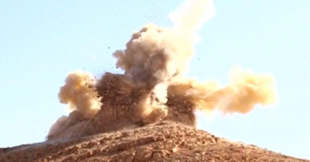 Боевики взорвали храм древнего бога в Пальмире