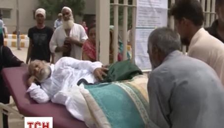 В Пакистані від спеки померли майже 800 людей