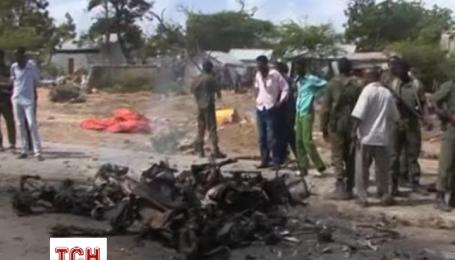 В наслідок теракту в Сомалі загинули щонайменше три людини