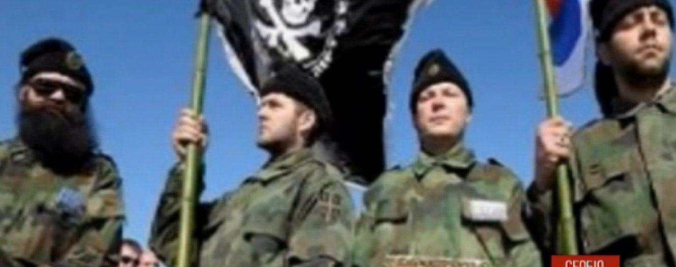 Сербські найманці на боці терористів воюють за мінімум, бо додому повернутися не можуть