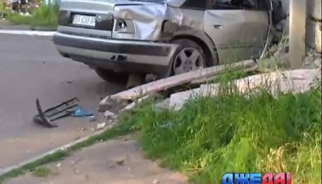 Пьяный александрийский таксист насмерть сбил девятилетнюю девочку