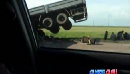 Авария в Омской области унесла 16 человеческих жизней