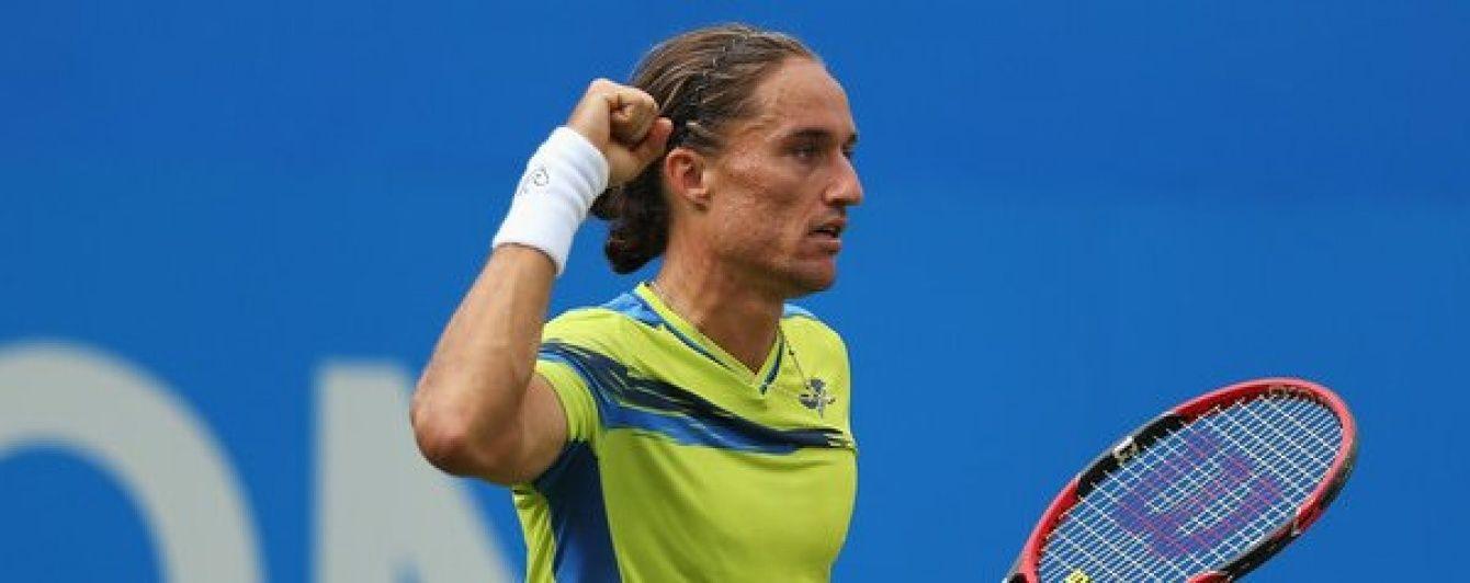 Український тенісист Долгополов розповів про дитинство та глобальну мету в кар'єрі