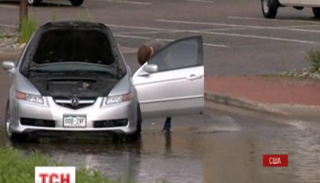 Сильні дощі накрили американський штат Колорадо