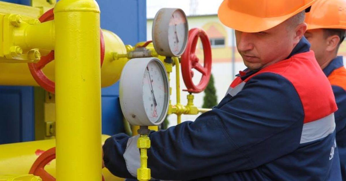 Украина существенно сократила импорт газа, потому что нет денег покупать