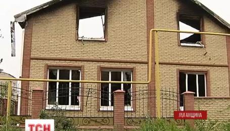 На Луганщині бойовики обстріляли Щастя та Станицю Луганську