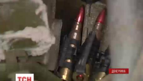 Горлівські терористи обстрілюють українських вояків