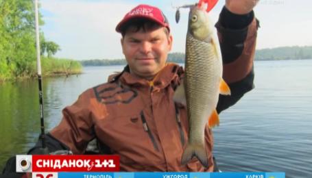27 июня в Украине будут отмечать Всемирный день рыболовства