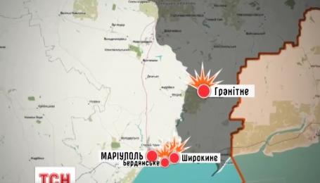 По українських позиціях протягом останньої доби бойовики гатили 86 разів