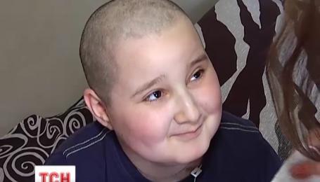 В Днепропетровске 9-летняя Вирсавия срочно нуждается в помощи