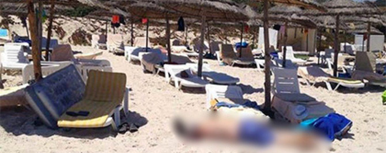 Масштабный теракт в Тунисе: во время нападения на отель убито 27 человек