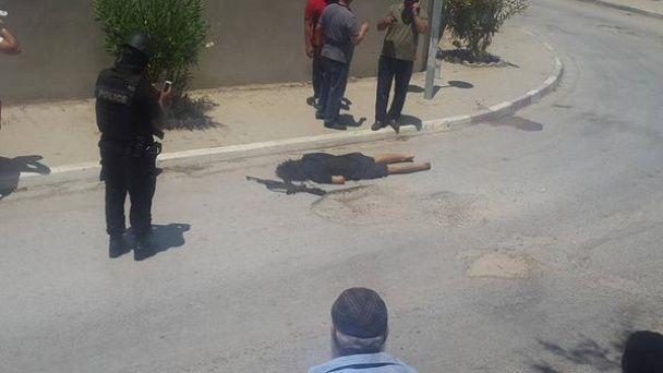 З'явилися перші моторошні фото масштабного теракту в Тунісі