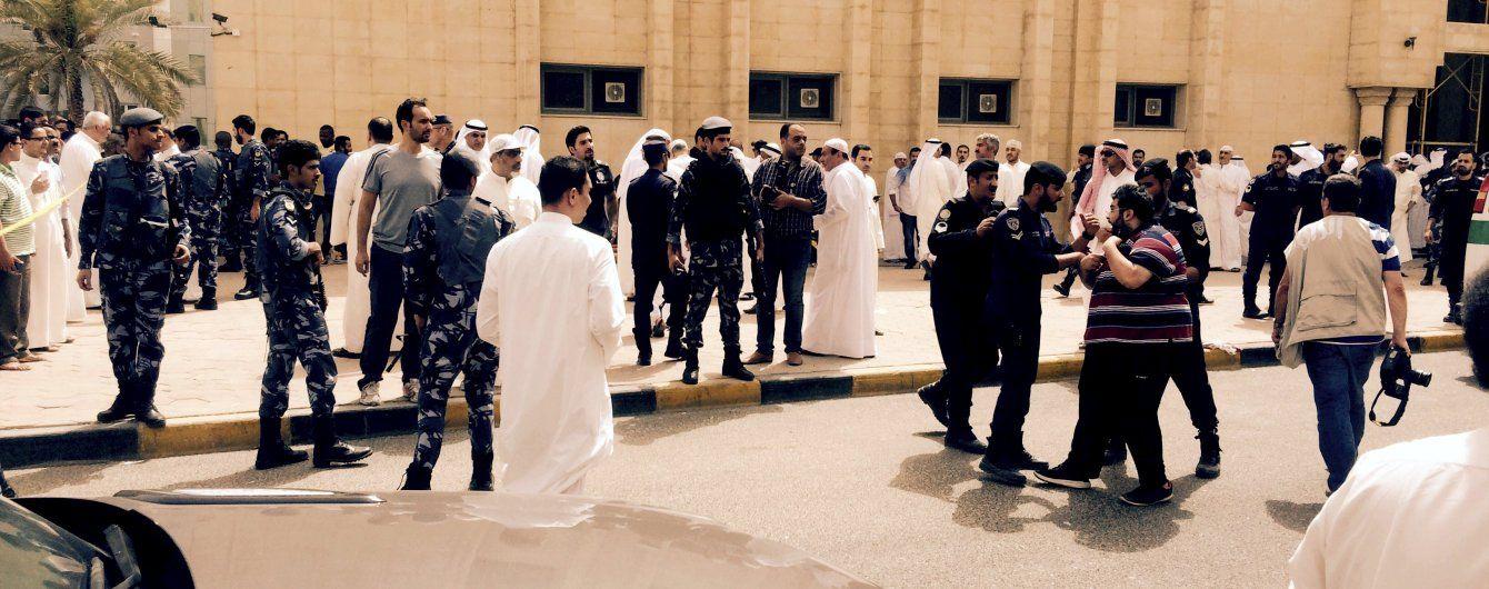 Уряд Кувейту подав у відставку