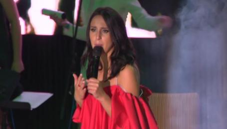 Джамала презентовала новую концертную программу «Подих» в столичном клубе «Атлас»