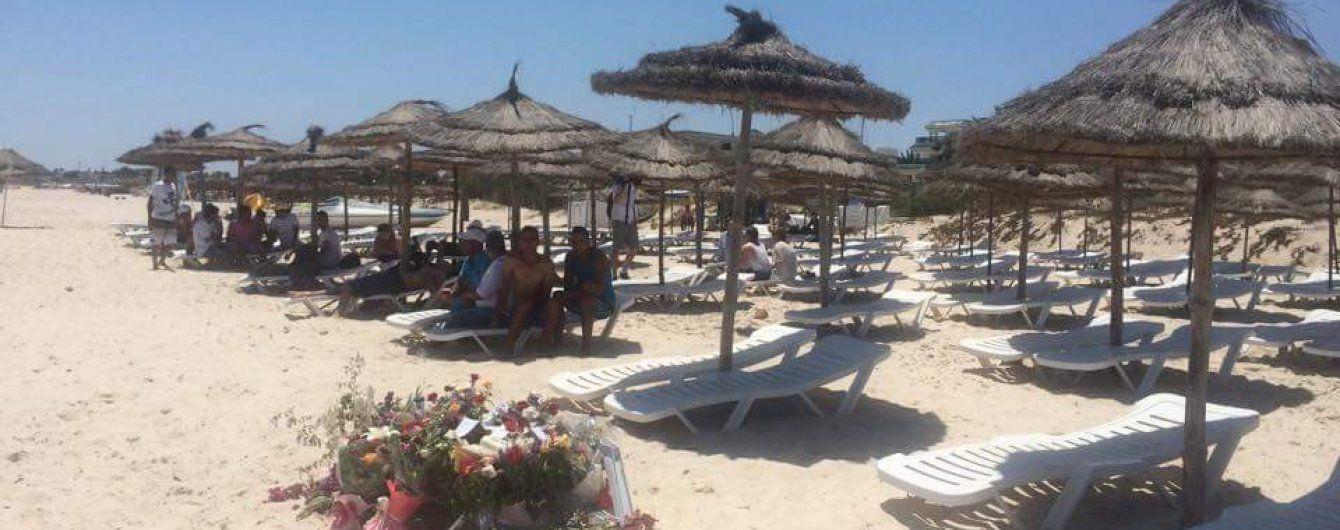 У Тунісі оголосили надзвичайний стан після масштабного теракту на пляжі