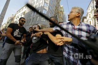 В Стамбуле полиция разогнала гей-парад