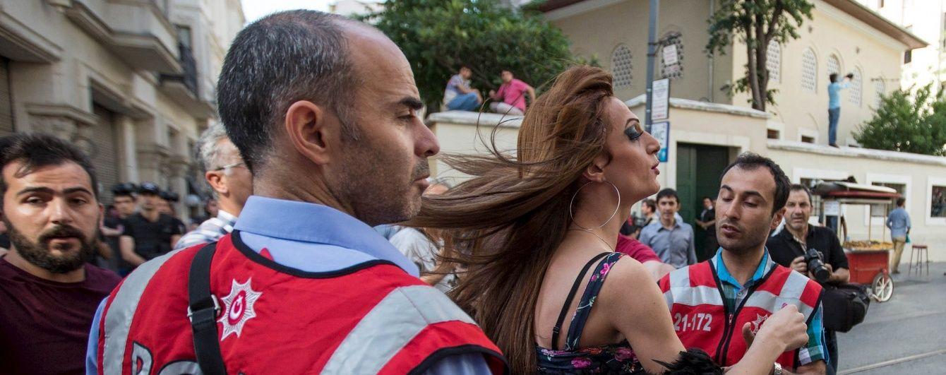 У Стамбулі відмовилися погодити проведення щорічного гей-параду