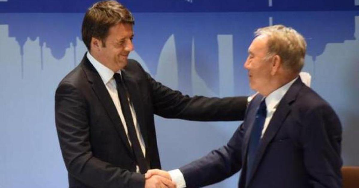 Президент Казахстану та прем'єр Італії застрягли в ліфті