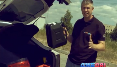 Что делать, если закончился бензин в дороге