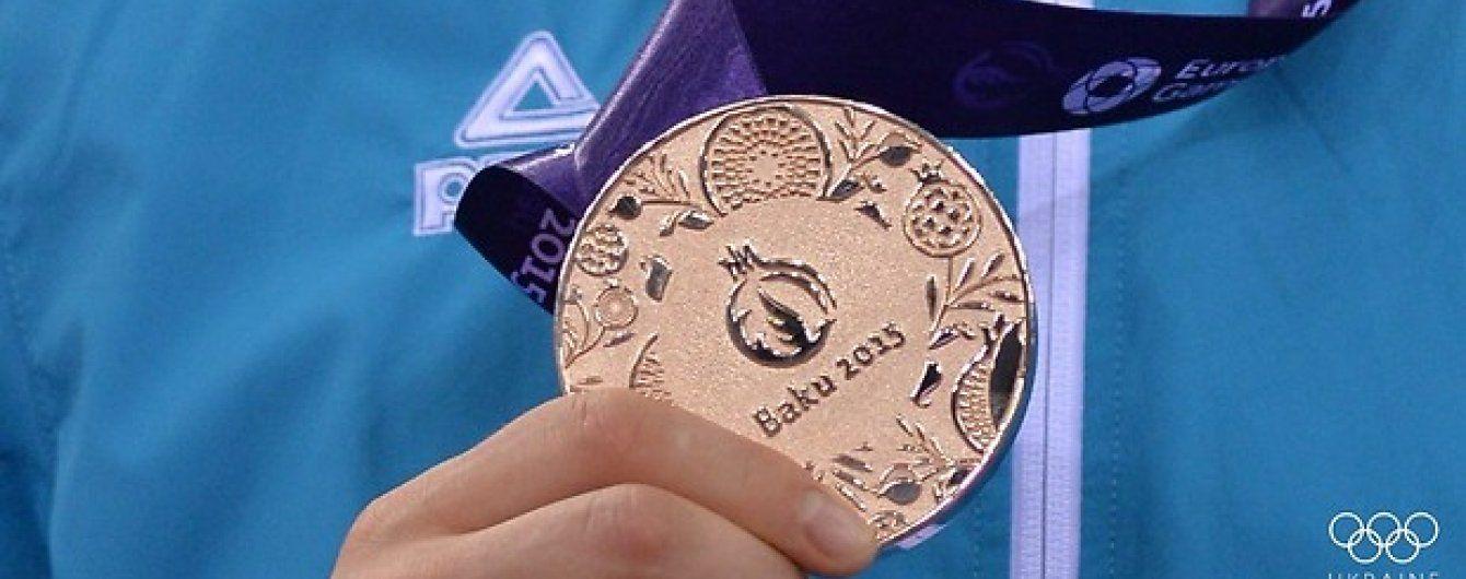 На первых Евроиграх Украина завоевала 46 медалей