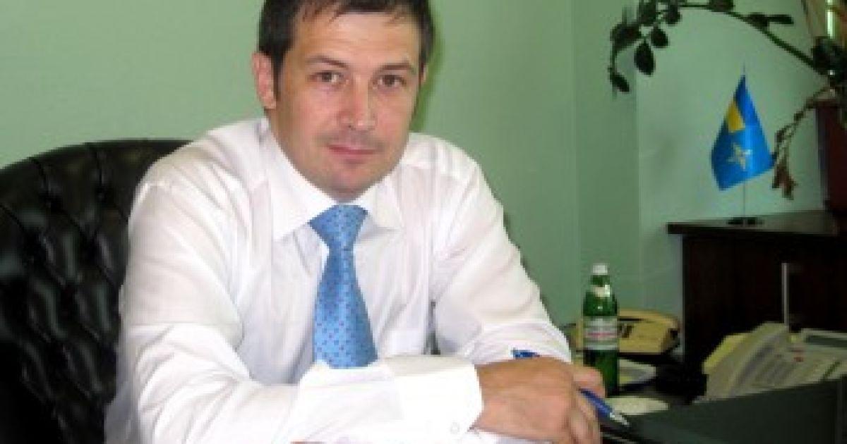 Антонюка уволили с должности главы Госавиаслужбы