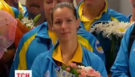 Участники первых Европейских игр вернулись в Украину