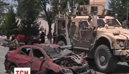 Терорист-смертник в Афганістані атакував конвой військ НАТО