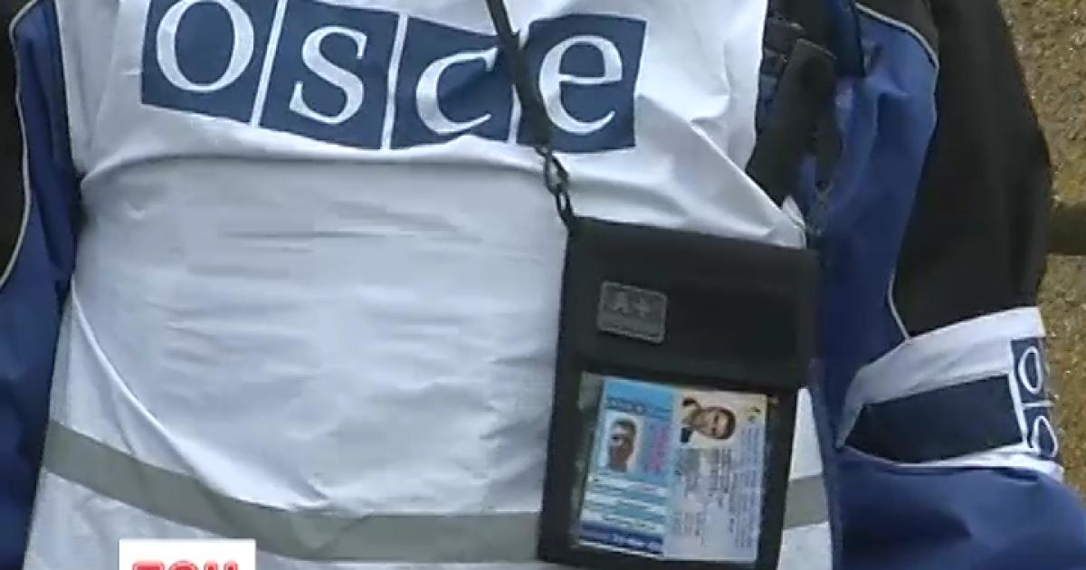В ОБСЕ рассказали о планах расширить миссию в Украине