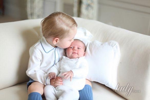 Принц Георг и принцесса Шарлотта _2