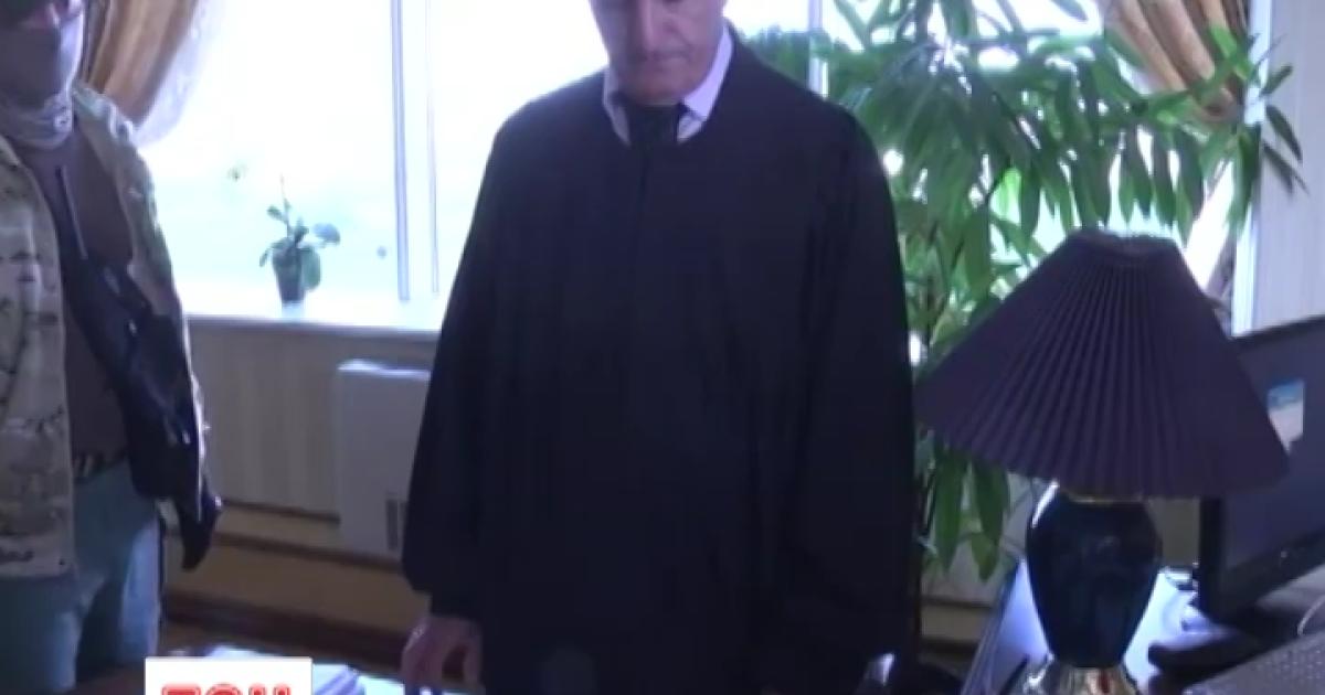 Скандальний голова Апеляційного суду Чернушенко не з'являється на робочому місці