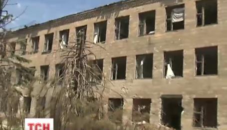 Озвученная сумма для восстановления инфраструктуры Донбасса