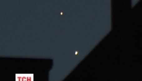 В небе над Украиной можно наблюдать встречу Венеры и Юпитера