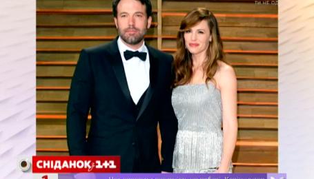 Бен Афлек та Дженніфер Гарнер після 10 років сімейного життя розлучаються