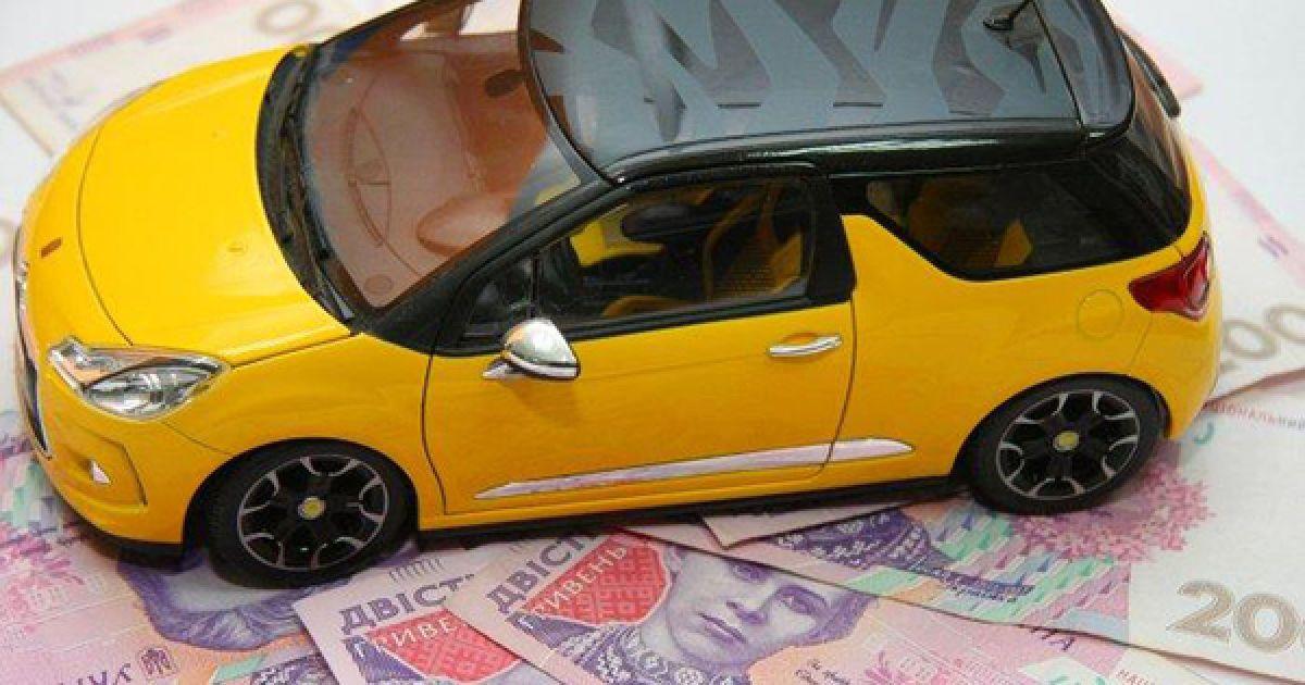 Украинцев обяжут платить налог за свои автомобили: что известно